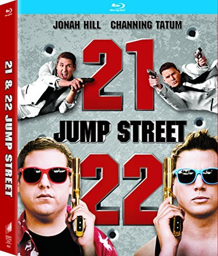 21 Jump Street 22 Jump Street Double Feature Blu Ray
