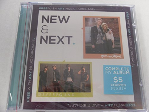 Love & The Out Come Everfound New & Next