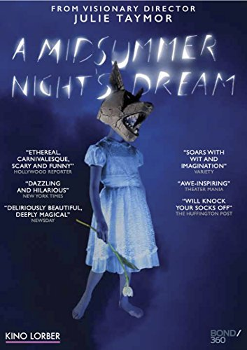 Midsummer Night's Dream Midsummer Night's Dream DVD Nr
