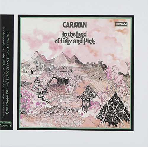 Caravan In The Land Of Grey & Pink Import Jpn Papersleeve