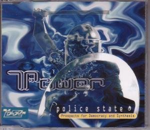 Police State CD Uk Sour 1995