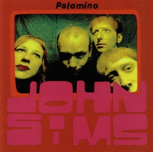 John Sims Palomino CD Uk Sorted
