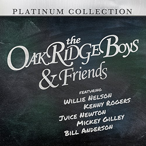 Oak Ridge Boys & Friends CD Oak Ridge Boys & Friends CD