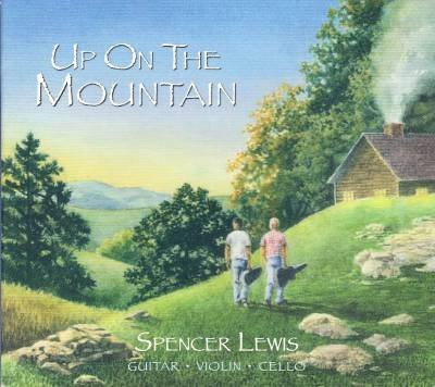 Spencer Lewis Up On The Mountain