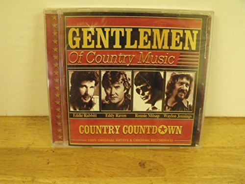 Country Countdown Gentlemen Of Country Music Jennings Nelson Arnold Country Countdown