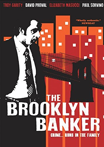 Brooklyn Banker Garity Sorvino DVD R