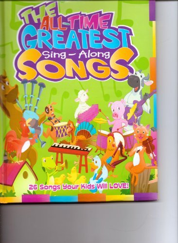 Jonas Fearon Bell The All Time Greatest Sing Along Songs