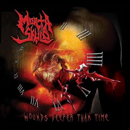 Morta Skuld Wounds Deeper Than Time Import Gbr