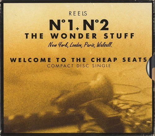 The Wonder Stuff Welcome To The Cheap Seats Reel 2