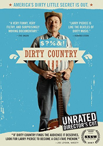Dirty Country Larry Pierce DVD Nr