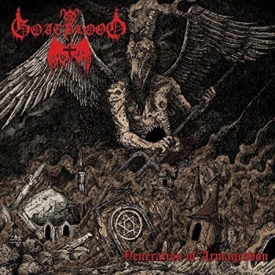 Goatblood Veneration Of Armageddon Lp