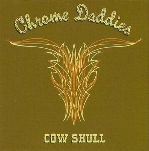 Chrome Daddies Cow Skull Import