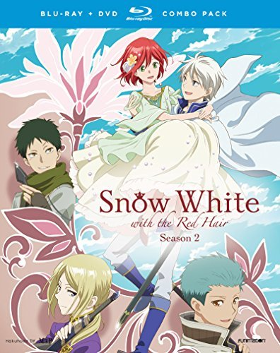 Snow White With The Red Hair Season 2 Blu Ray DVD Nr