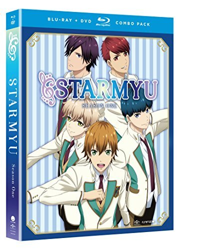Starmyu The Complete Series Blu Ray DVD