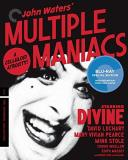 Multiple Maniacs Divine Lochary Blu Ray Criterion