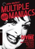Multiple Maniacs Divine Lochary DVD Criterion