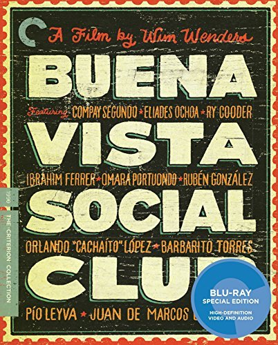 Buena Vista Social Club Buena Vista Social Club Blu Ray Criterion