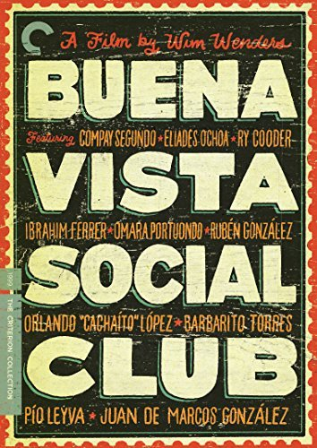 Buena Vista Social Club Buena Vista Social Club DVD Criterion
