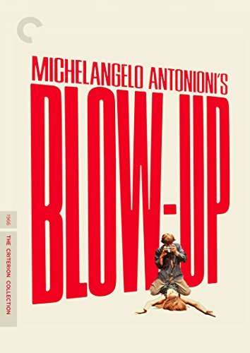 Blow Up Hemmings Redgrave DVD Criterion