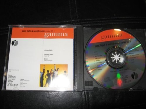 Various Jazz Light & World Music Roster CD 1; Gamma (one C