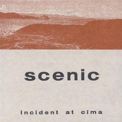 Scenic Incident At Cima