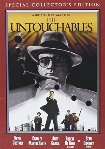 Untouchables Costner Smith De Niro Connery Special Collector's Edition