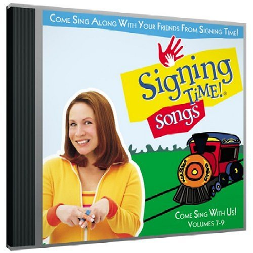 Signing Time! Songs Volume 7 9 CD