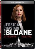 Miss Sloane Chastain Lithgow Strong DVD Dc R