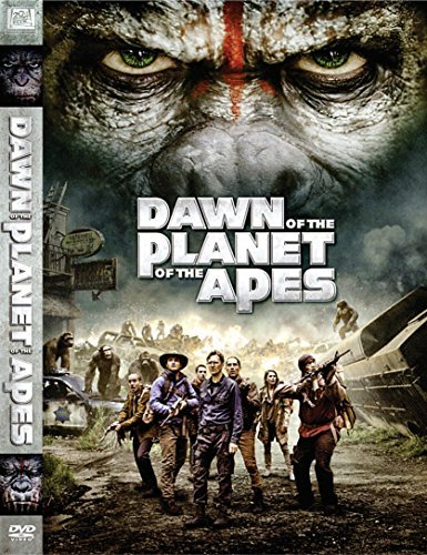 Planet Of The Apes Dawn Of The Planet Of The Apes Serkis Oldman Russell
