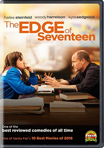 Edge Of Seventeen Steinfeld Harrelson Richardson Jenner DVD R