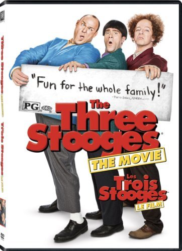 Sean Hayes Chris Diamantopoulos Will Sasso Jane Ly Three Stooges The (2012)