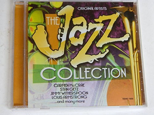 Carmen Mccrae Louis Armstrong Jimmy Witherspoon The Jazz Collection Carmen Mccrae Stan Getz Ji
