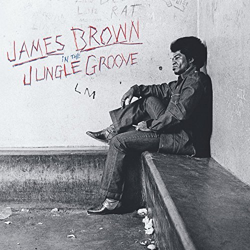 James Brown In The Jungle Groove Lp