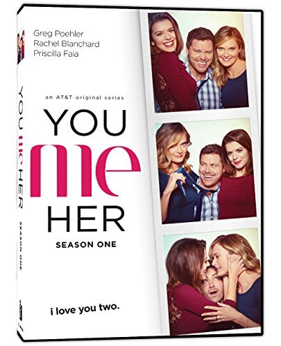 You Me Her Season 1 DVD