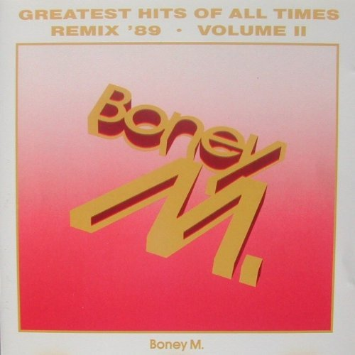 Boney M Boney M Greatest Hits Remix 2