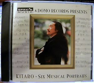 Kitaro Six Musical Portraits