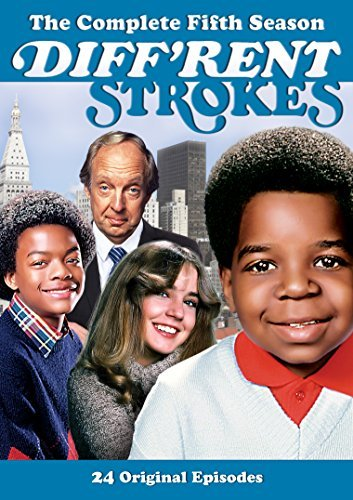 Diff'rent Strokes Season 5 DVD