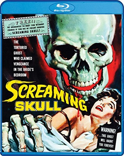 The Screaming Skull Hudson Webber Blu Ray Nr