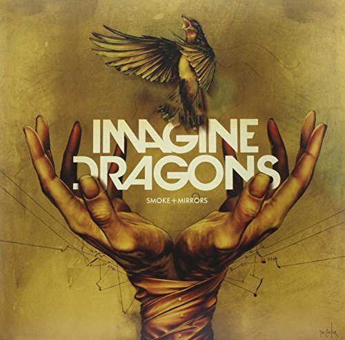 Imagine Dragons Smoke + Mirrors Deluxe Clear Vinyl