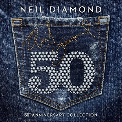 Neil Diamond 50th Anniversary Collection 3 CD