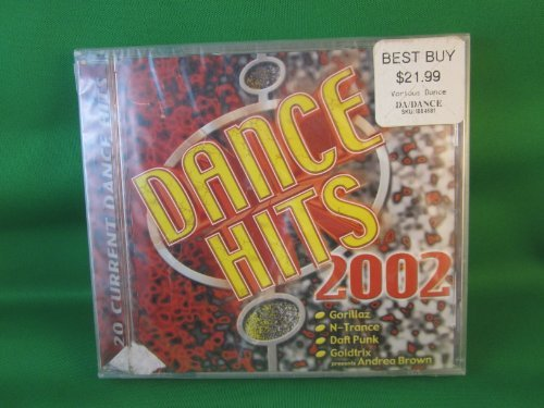 Various Artists Dance Hits 2002