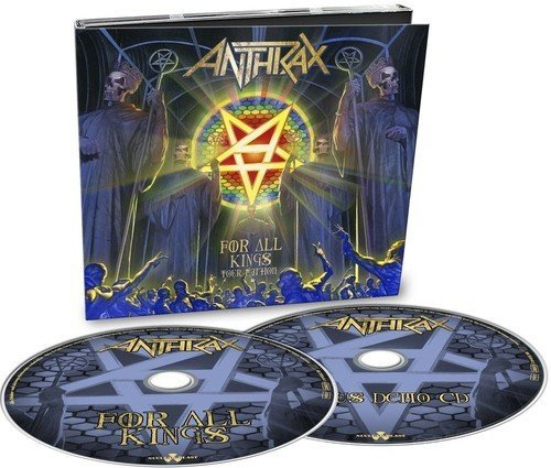 Anthrax For All Kings Tour Edition Import Gbr 2cd