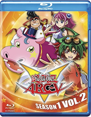 Yu Gi Oh Arc V Season 1 Volume 2 Blu Ray