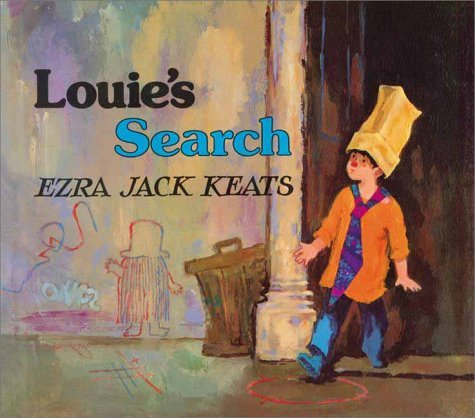 Ezra Jack Keats Louie's Search
