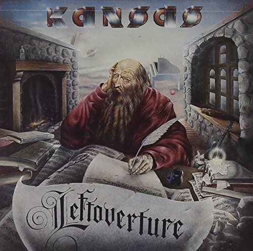 Kansas Leftoverture Remastered