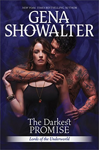 Gena Showalter The Darkest Promise A Dark Demonic Paranormal Romance