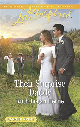 Ruth Logan Herne Their Surprise Daddy Large Print
