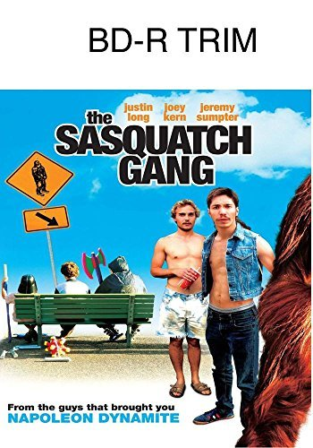 Sasquatch Gang Sasquatch Gang Blu Ray Mod This Item Is Made On Demand Could Take 2 3 Weeks For Delivery