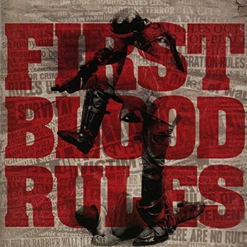 First Blood Rules Import Gbr