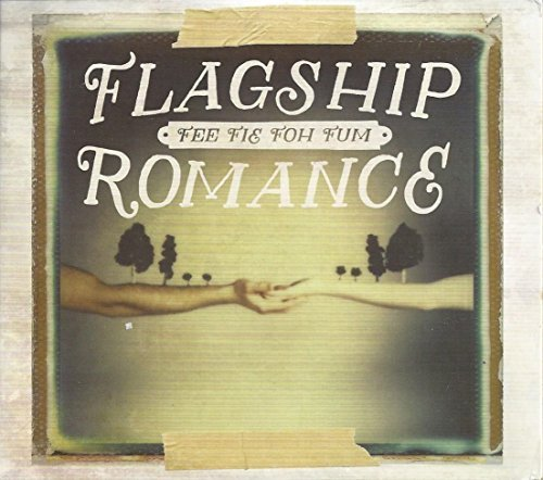Flagship Romance Fee Fie Foh Fum CD + DVD